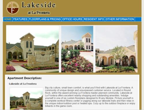 lakesideatlafrontera.com