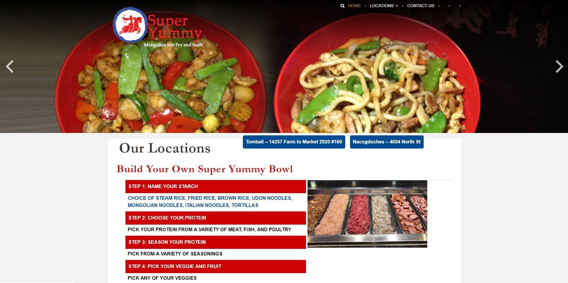 www.superyummystirfry.com